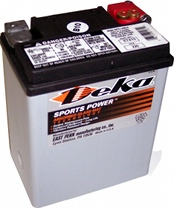 ETX15 Battery Picture